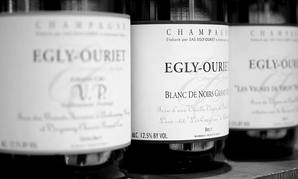 Egly-Ouriet-Bottles